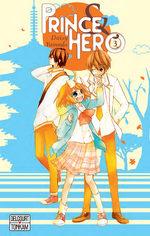 Prince et héros 3 Manga