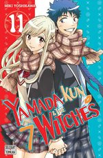 Yamada kun & The 7 Witches # 11