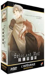 Spice and Wolf 1 Série TV animée