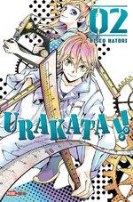 Urakata!! 2 Manga