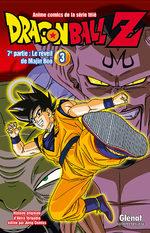 Dragon Ball Z - 7ème partie : Le réveil de Majin Boo 3 Anime comics
