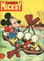 Le journal de Mickey 341 Magazine
