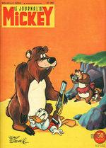 Le journal de Mickey 352 Magazine