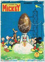 Le journal de Mickey 356 Magazine
