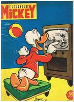 Le journal de Mickey 361 Magazine