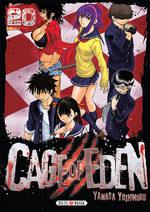 Cage of Eden # 20