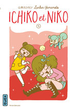 Ichiko et Niko 5 Manga