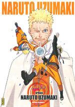 Naruto Uzumaki 1 Artbook