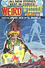 Weird Western Tales 13