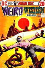 Weird Western Tales 14
