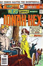 Weird Western Tales 35