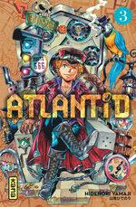 Atlantid 3 Manga