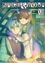 Spice and Wolf 13 Manga
