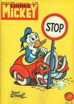 Le journal de Mickey 370 Magazine