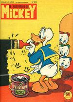 Le journal de Mickey 376 Magazine