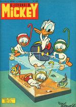 Le journal de Mickey 385 Magazine