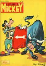 Le journal de Mickey 391 Magazine