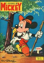 Le journal de Mickey 392 Magazine