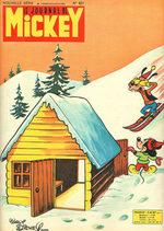 Le journal de Mickey 401 Magazine