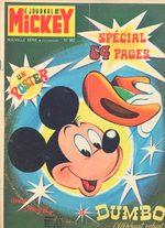 Le journal de Mickey 962 Magazine