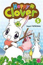 Happy Clover 5 Manga