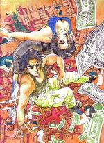 Ken - Le Transporteur 2 Manga