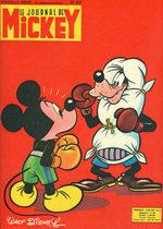 Le journal de Mickey 417 Magazine