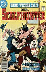 Weird Western Tales 41
