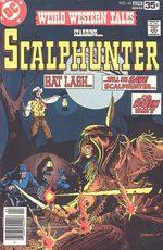 Weird Western Tales 45