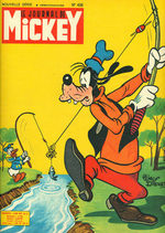 Le journal de Mickey 438 Magazine