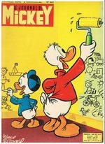 Le journal de Mickey 441 Magazine