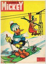 Le journal de Mickey 448 Magazine