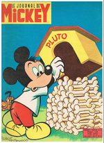 Le journal de Mickey 451 Magazine