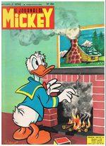 Le journal de Mickey 454 Magazine