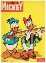 Le journal de Mickey 456 Magazine