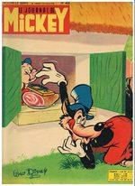 Le journal de Mickey 458 Magazine