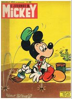 Le journal de Mickey 459 Magazine