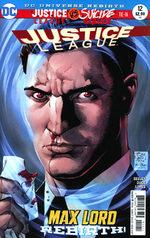 Justice League # 12