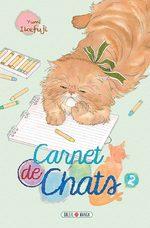 Carnet de chats 2 Manga