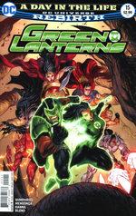 Green Lanterns # 15