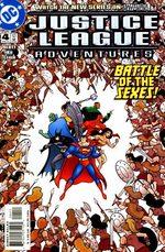 Justice League Aventures 4