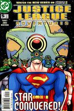 Justice League Aventures 5
