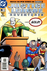 Justice League Aventures 6