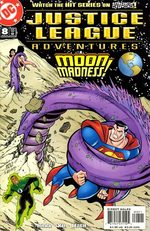 Justice League Aventures 8