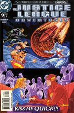 Justice League Aventures 9