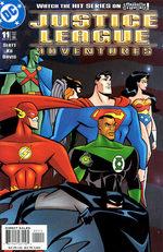 Justice League Aventures 11