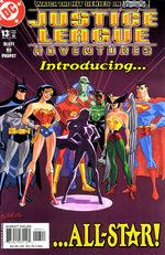 Justice League Aventures 13