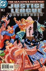 Justice League Aventures 14
