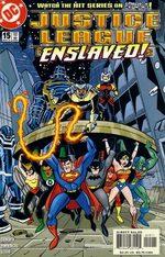 Justice League Aventures 15