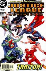 Justice League Aventures 16